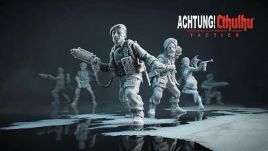 """Bild von Weltkriegs-RPG """"Achtung! Cthulhu Tactics"""" erscheint im 4. Quartal 2018"""