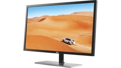 Bild von AOC präsentiert 31,5″ QHD-IPS-Allrounder-Monitor