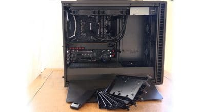 Photo of Fractal Design Define R6 Review: The Modular Housing for Builders
