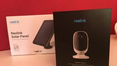 Photo of Reolink Argus 2 with Solar Panel as Accessory