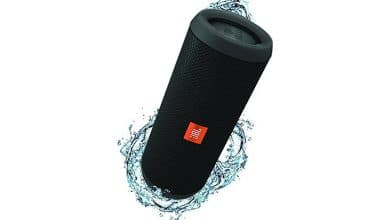Bild von JBL Flip 3 Spritzwasserfester Tragbarer Bluetooth-Lautsprecher nur 39€ bei Amazon*