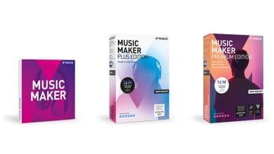 Photo of MAGIX veröffentlicht Music Maker mit tiefgreifenden Neuerungen