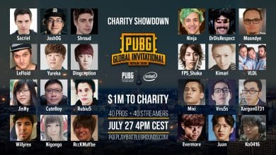 Photo of PUBG Corp. kündigt Charity-Turnier mit Twitch-Superstars an