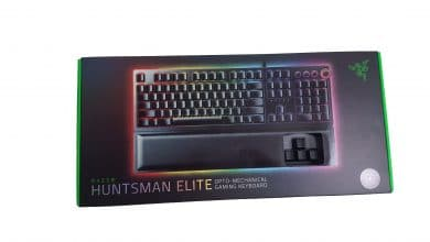 Photo of Mechanische Gaming-Tastatur: Razer Huntsman Elite im Test