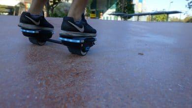 """Photo of Hoverboard verwandelt sich in Hovershoes: """"IO HAWK NXT Skates"""" jetzt verfügbar"""