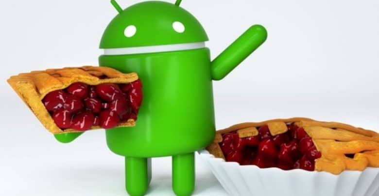 Android 9.0 Pie - Google