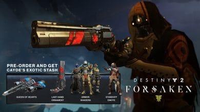 """Bild von gamescom 2018 – Activision stellt neuen """"Destiny 2: Forsaken"""" Trailer vor"""