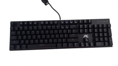 Photo of Mechanische Gaming-Tastatur ACGAM AG-109R im Test