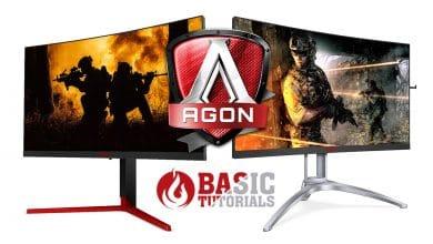 Bild von Marktführer für Gaming-Monitore AOC präsentiert AGON 3 Serie