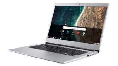 Photo of IFA 2018 – Acer zeigt neues Chromebook 514 mit Aluminium-Unibody-Gehäuse