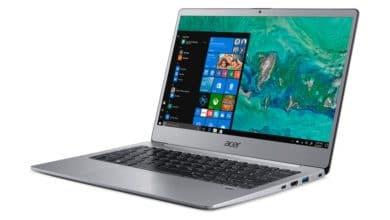Bild von IFA 2018 – Acer Swift 3 Pro und Swift 3 Ultrabook vorgestellt