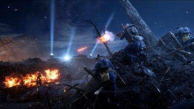 Bild von Electronic Arts auf der gamescom 2018: Battlefield V & FIFA 19