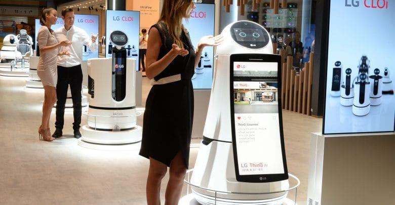 LGs Roboteranzug CLOi SuitBot