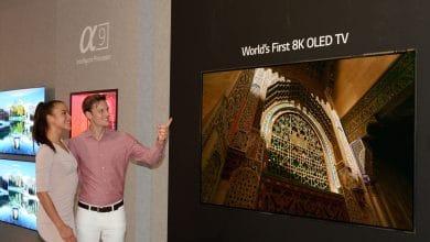 Bild von LG präsentiert ersten 8K-OLED-Fernseher auf der IFA 2018