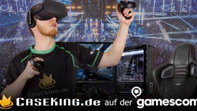 Photo of gamescom Gewinnspiel 2018: Phanteks Enthoo Evolv Shift X