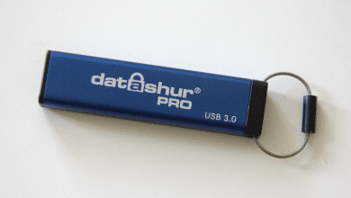 Bild von iStorage datAshur PRO im Test: Der USB-Stick für Sicherheitsbewusste