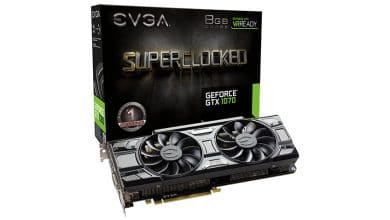 Photo of EVGA GeForce GTX 1070 SC Gaming ACX 3.0 Black Edition für nur 369 Euro bei Caseking (-18%)*