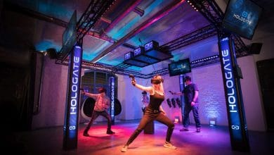 Photo of Münchner Location-Based-VR-Weltmarktführer HOLOGATE auf der gamescom