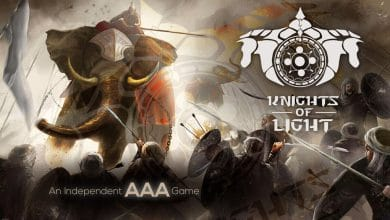 Photo of Knights of Light: Historisches Open World Rollenspiel bei Kickstarter