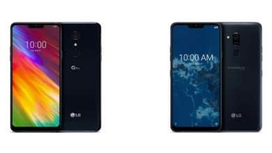 Bild von IFA 2018 – LG stellt G7 One und G7 Fit offiziell vor