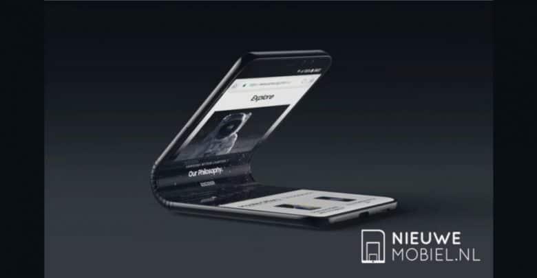 Samsung Galaxy F (Renderbild: Nieuwemobiel)