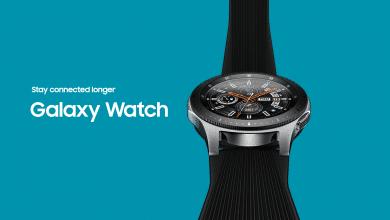 Bild von Samsung Galaxy Watch ab sofort erhältlich – Bis zu 7 Tage Akkulaufzeit