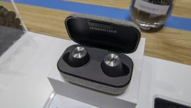 Bild von IFA 2018: Sennheiser MOMENTUM True Wireless In-Ear-Kopfhörer