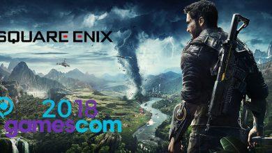 Photo of Square Enix präsentiert ein gewaltisches gamescom 2018 Lineup