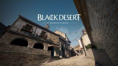 Photo of gamescom 2018: Black Desert: Remastered ab sofort verfügbar