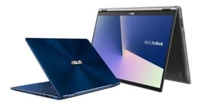 Asus ZenBook Flip Convertible