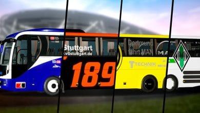 Photo of Erweiterung Fußball Mannschaftsbus für Fernbus Simulator ab sofort erhältlich