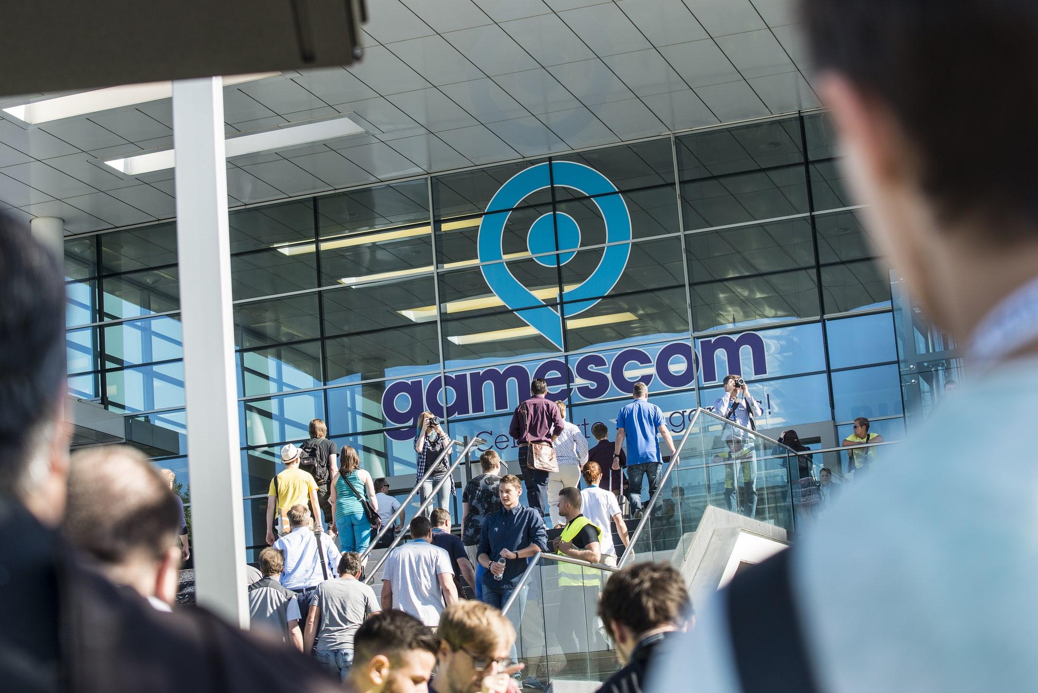 gamescom 2018: Action zum Zuschauen und Mitmachen: das Eventprogramm ...