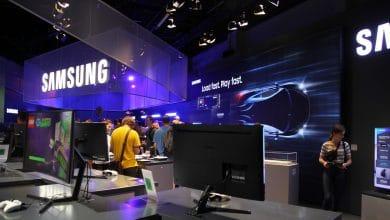 Bild von Samsung auf der gamescom 2018 mit Case Modding Sieger