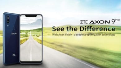 Photo of IFA 2018 – ZTE zeigt absolutes Oberklasse-Smartphone Axon 9 Pro