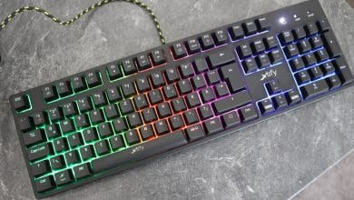 Bild von Xtrfy K3 im Test: Gaming-Tastatur mit Mem-chanical-Switches!