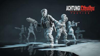 Bild von Achtung! Cthulhu Tactics erscheint am 4. Oktober für PC