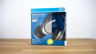 Photo of ISY IBH 6500 im Test: Kann der günstige Bluetooth-Kopfhörer überzeugen? [Werbung]