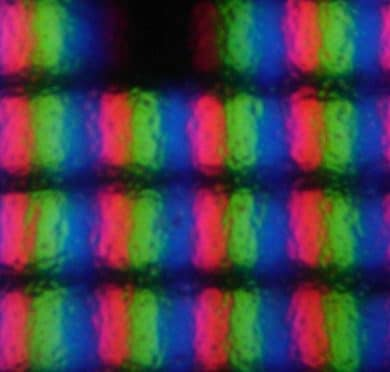 LCD TN Subpixel