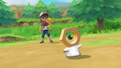 Bild von Geheimnisvolles neues Pokémon erscheint in Pokémon GO