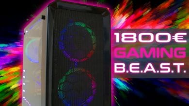 Photo of Project B.E.A.S.T. – So muss ein starker Gaming-PC mit RGB-Beleuchtung aussehen!