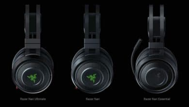 Photo of Drahtlose Razer Nari Headset-Serie vorgestellt