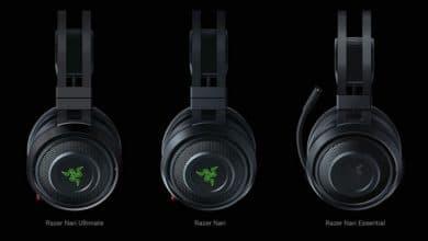 Bild von Drahtlose Razer Nari Headset-Serie vorgestellt