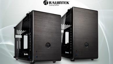 Photo of Raijintek Ophion & Ophion EVO Mini-ITX-Gehäuse vorgestellt