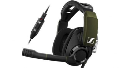 Photo of Sennheiser GSP 550: Gaming-Headset mit Surround-Sound vorgestellt