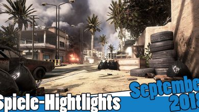 Photo of Spiele-Highlights im September 2018