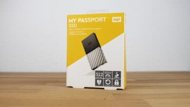 Photo of Western Digital My Passport SSD mit 512 GB im Test