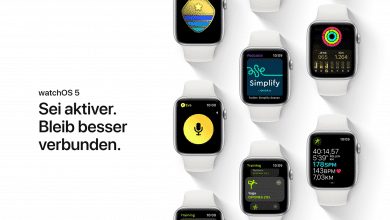 Photo of Diese Änderungen bietet Apples watchOS 5