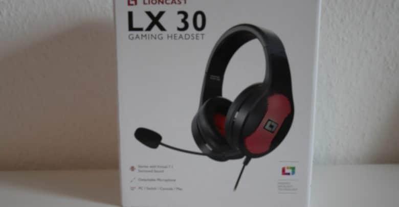 Lioncast LX30