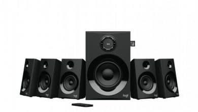 Bild von Logitech Z607: 5.1-Surround-System mit Bluetooth