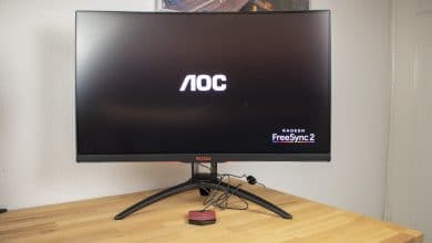 Photo of AOC AG322QC4 Gaming Monitor With 31.5 inch And 144 Hz Under Review